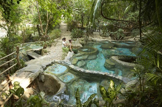 Waree Rak Hot Spring Spa Excursion with Lunch from Krabi  #PrivateTours #CityTours #Thingstodo #Activities #Tours #Thailand #Krabi #WareeRak #ExcursionSpa