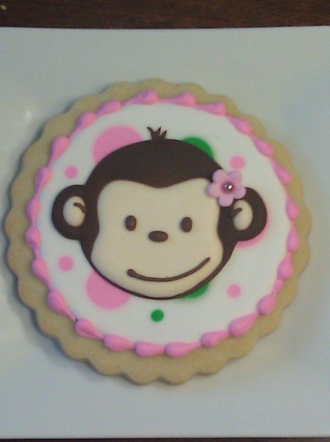217 Best Animal Jungle Zoo Cookies Ideas Images On