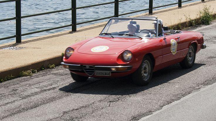 Alfa Romeo Duetto 1300