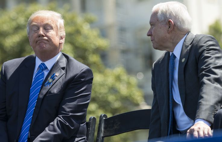 White House: No endorsement for Attorney General Jeff Sessions