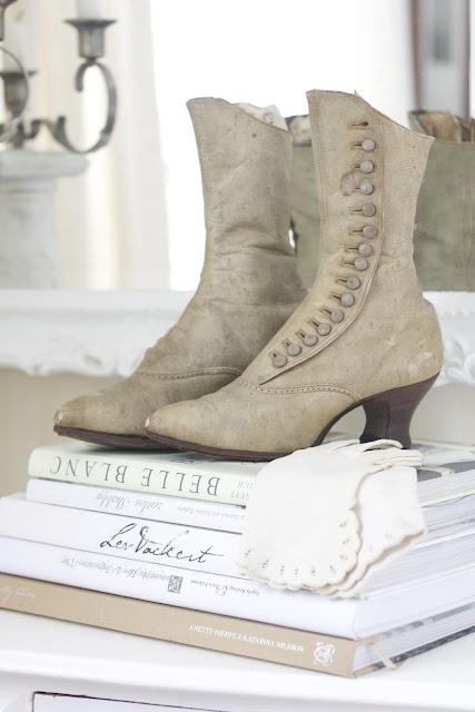 boots - knappede støvler, jeg ville ønske var mine!