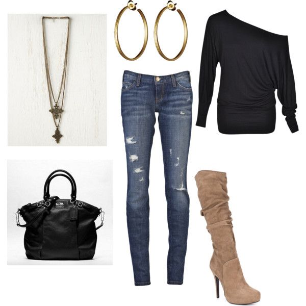 Vegas Outfit #1, created by rhoninsac on Polyvore
