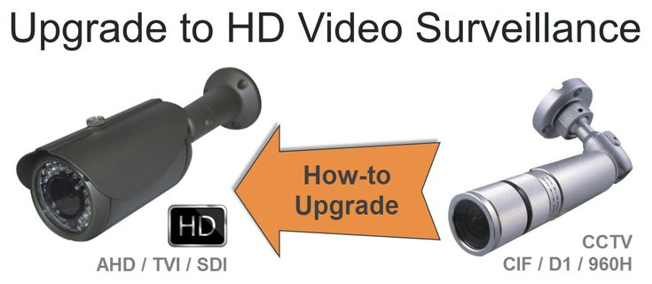 Learn how to upgrade a CCTV system to HD security cameras. http://videos.cctvcamerapros.com/surveillance-systems/upgrade-cctv-system-to-hd-security-camera-system.html