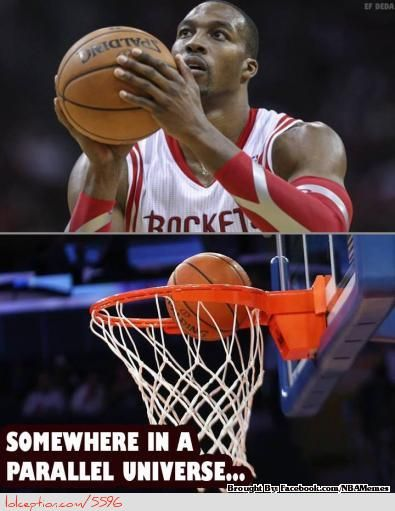 Dwight Howard schießt FTs! – weheartnyknicks.c …   – Sports