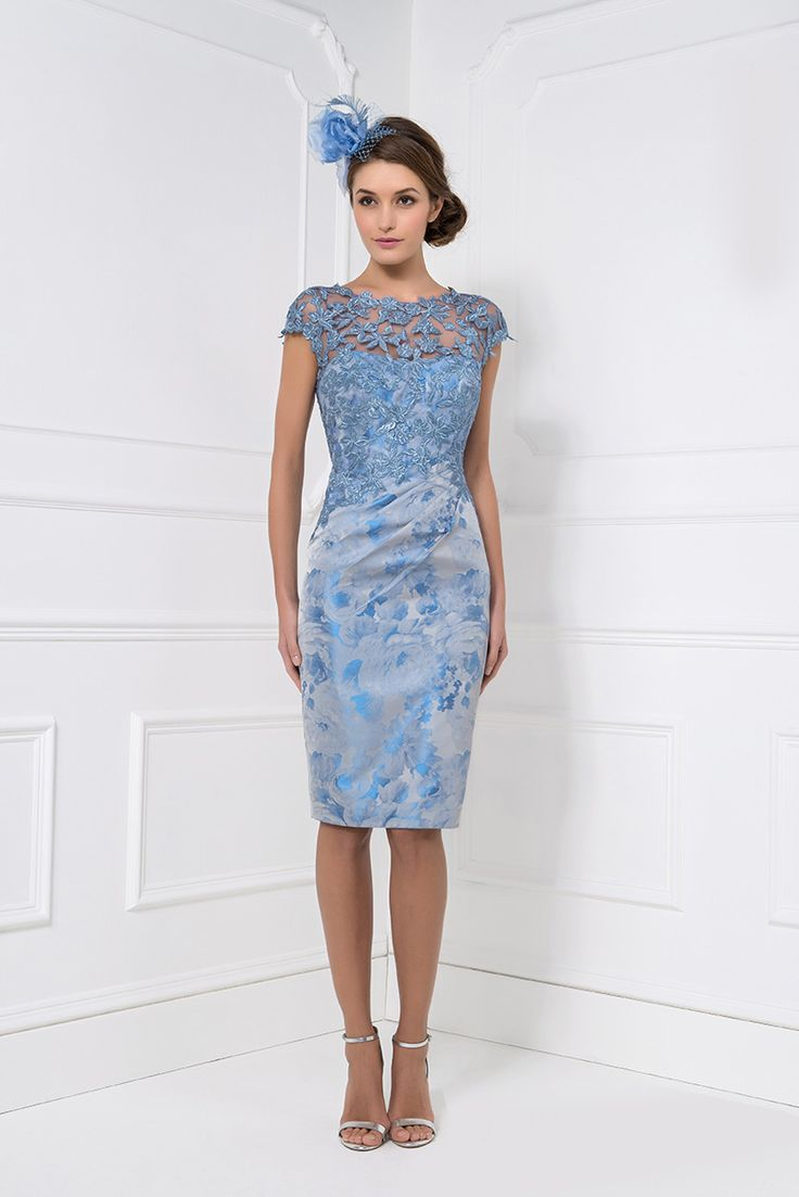 John Charles Short Lace Dress And Bolero 74173 Mother