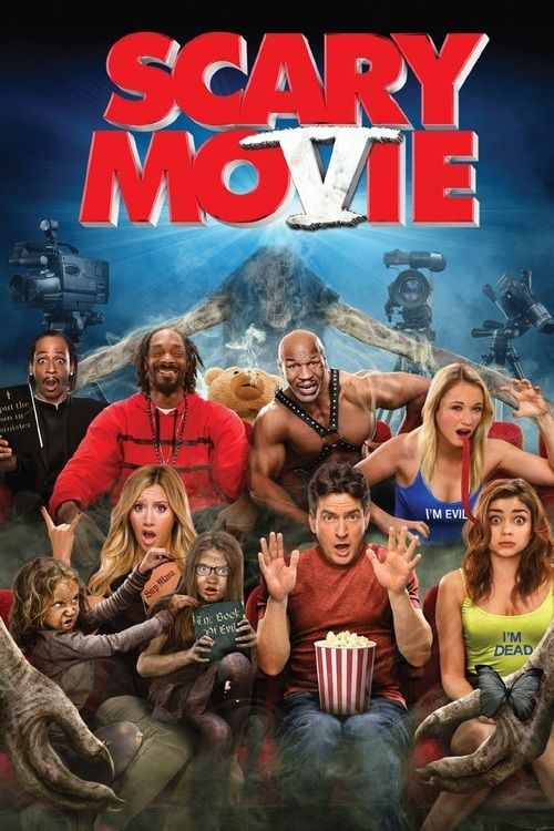 Watch Scary Movie 5 Full Movie Online