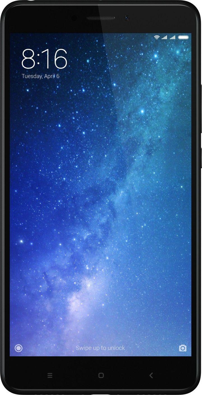 Mi Max 2 - Buy Mi Max 2 (Black, 64 GB) Mobile Phone Online at Best Price in India | Flipkart.com