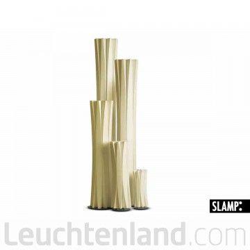 Tisch-/Stehleuchtenserie BACH, gold Leuchtenland.com