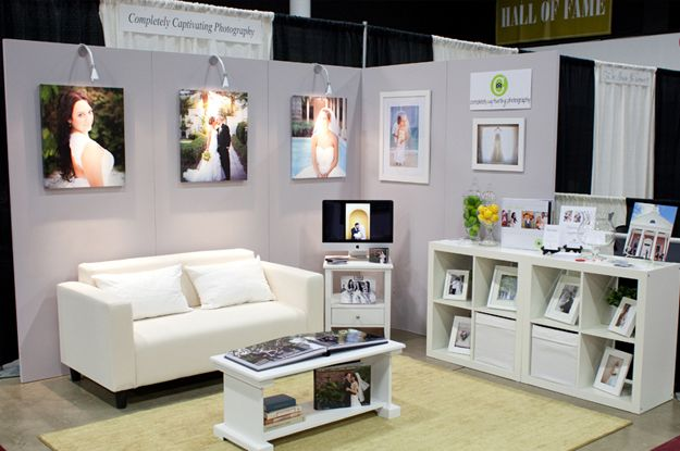 Trade show inspiration completely captivating photography white furniture marketing ideas - Furniture advertising ideas ...