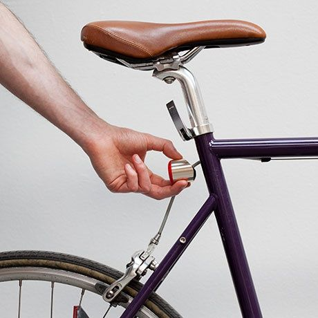 Magnetic bike lights! Waiting for mine in the mail