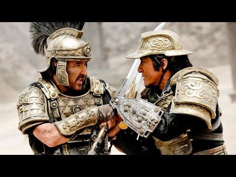 Watch: Jackie Chan, John Cusack Face Off in 'Dragon Blade' Trailer | Variety Dec 27 2014