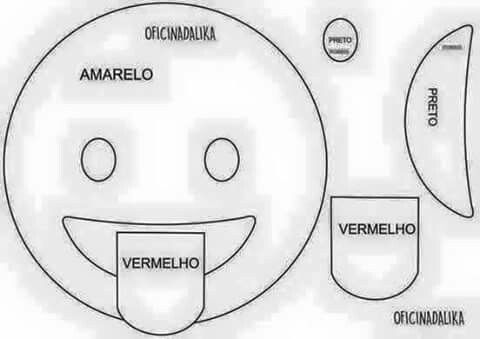 Cartamodello smile 2