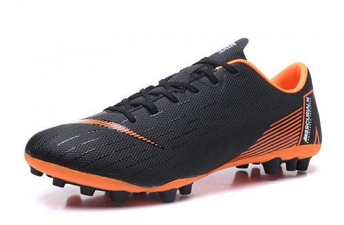 4bfbf0a23c5f Nike Mercurial Vapor XII Academy GS CR7 AG black orange | fashion ...
