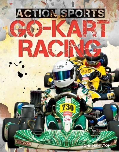 Introduces the sport of go-kart racing, including its history, the parts of a…