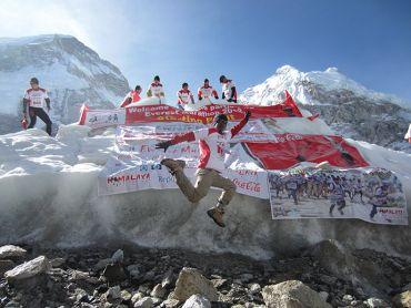 Into Thin Air - World's Toughest Marathon