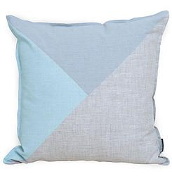 Two up - Aqua & Grey - Cushionopoly