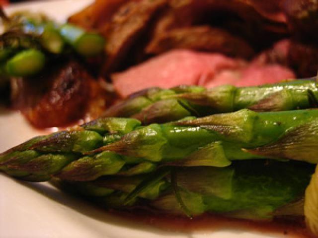 Asparagus Recipes: Roasted Asparagus Recipe