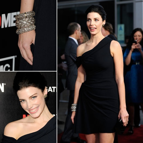 So excited for Mad Men!  And I love Megan/ Jessica Pare: The Dress