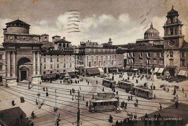 Parma sparita e da ricordare