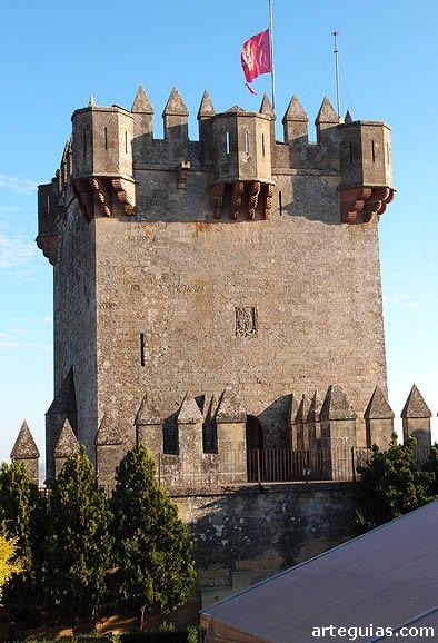 Torre del Homenaje del Castillo de Almodóvar del Río, España
