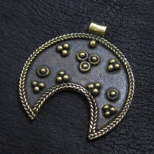 Bronze lunula from Ancient Rome from The Sunken City by DaWanda.com