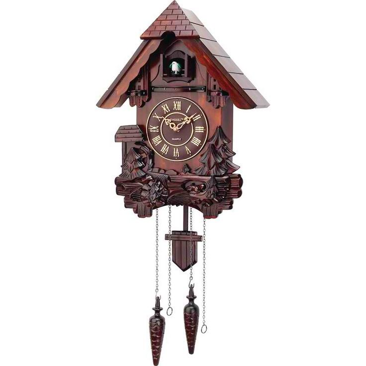 17 best images about crazy for coo coo clocks on pinterest kitsch deer and kassel. Black Bedroom Furniture Sets. Home Design Ideas