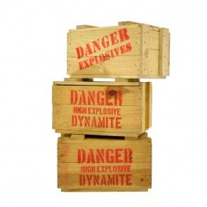 Explosives Crate