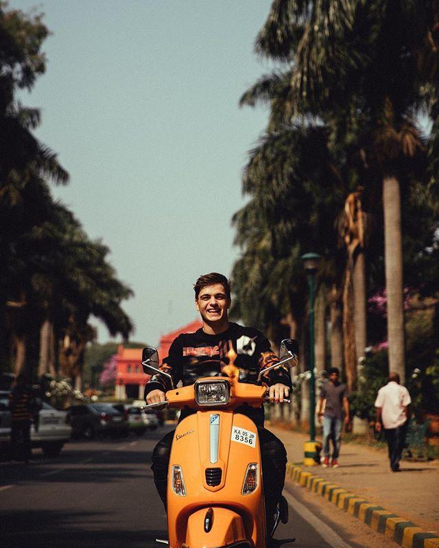 Martin Garrix in Bangalore, India