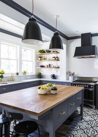 This used to be a tiny kitchen with no light. Here's how it was transformed into the ultimate spacious cooking oasis.