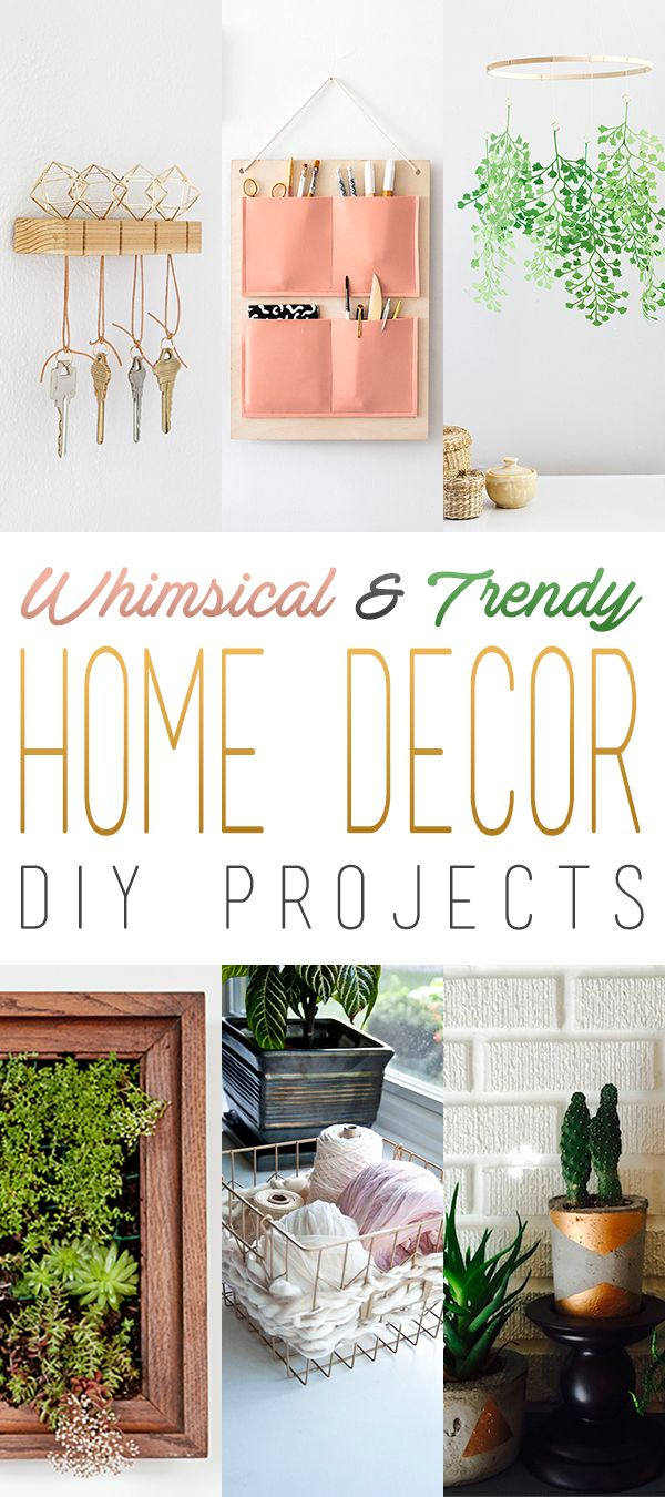 Whimsical And Trending Home Decor Diy Projects The Cottage Market