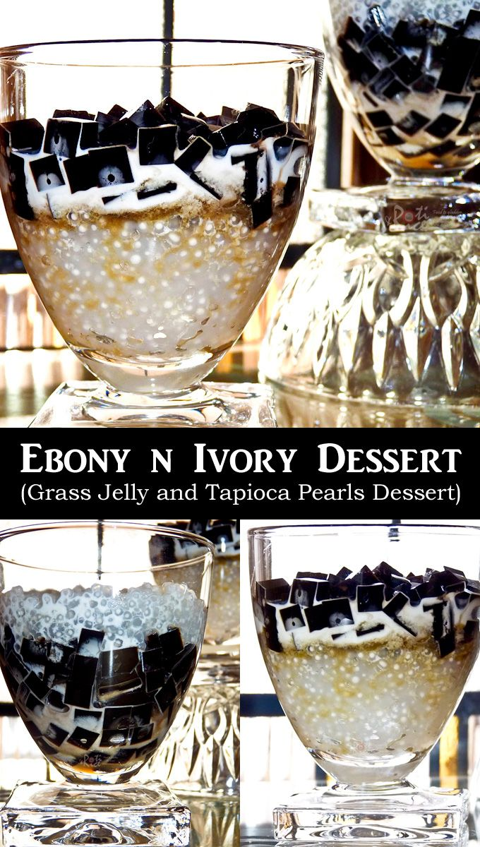 how to make grass jelly syrup