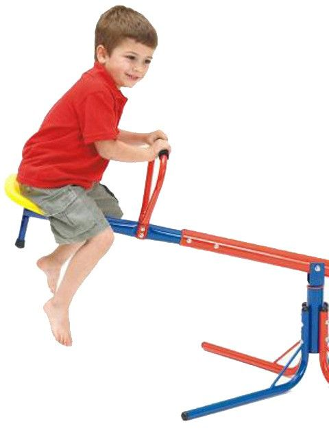Seesaw Rotating 360 Degrees  My kids would love their own seesaw! #EntropyWishList #PinToWin