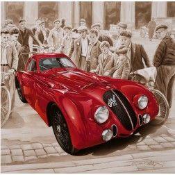 Alfa Roméo 8 C 2900 - Le Mans 1938