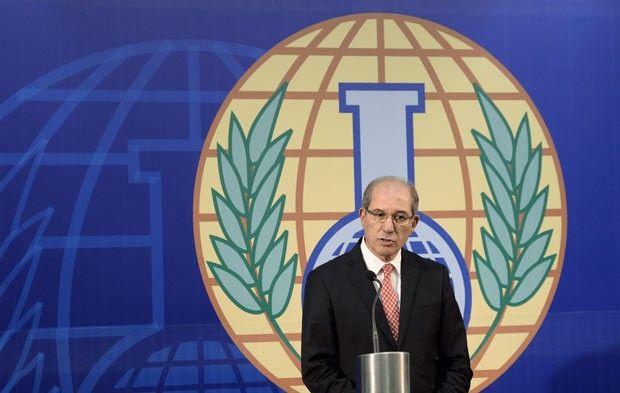 Organização para a Proibição das Armas Químicas ganha Nobel da Paz de 2013  Ahmet Uzumcu, diretor da Opaq (Organização para a Proibição das Armas Químicas) (Foto: AFP)