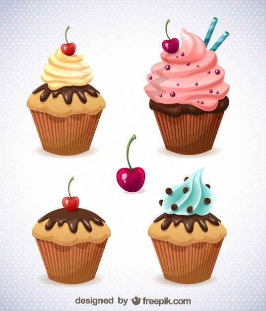 http://www.freepik.es/vector-gratis/set-de-imagenes-de-cupcake-gratis_709484.htm