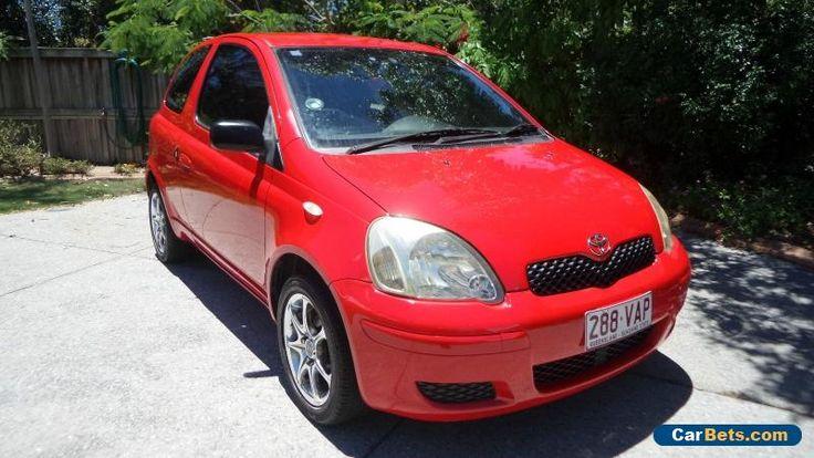 Toyota Echo 2004 1.3 VVT-i - New Roadworthy - Fantastic - REDUCED  #toyota #echo #forsale #australia