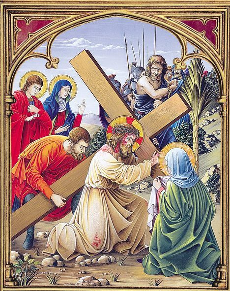 An Invitation to Love the Holy Cross of Our Lord Jesus Christ - Nobility and Analogous Traditional Elites