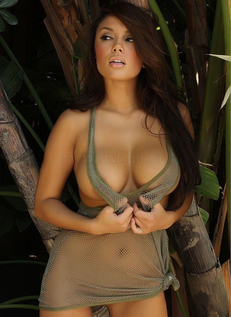 Hot sexy asian woman