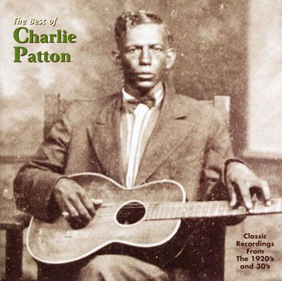 Charlie Patton - The Best Of Charlie Patton - CD