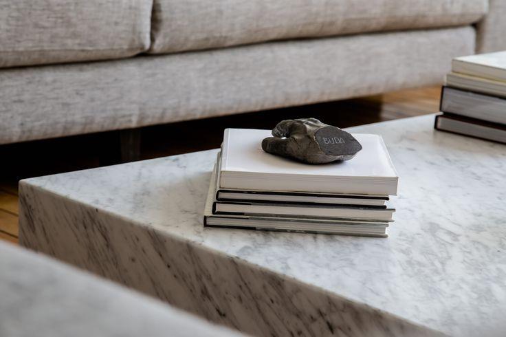 Maisonlist gallery view maisonlist mesa de marmol de for Marmol de carrara
