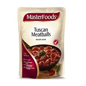 tuscan meatballs