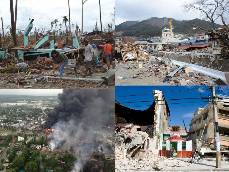 When Disaster Strikes: An Exploration of Crisis Relief #donate #CanadaHelps