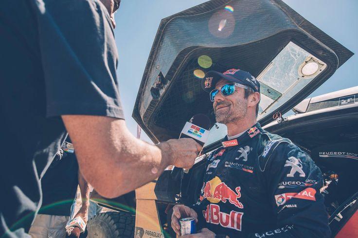 Dakar 2017 Etape 11 : Loeb gagne mais …