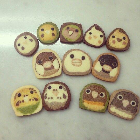 インコクッキー