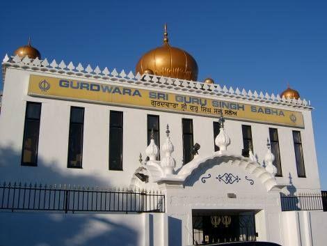 Gurdwara Sri Guru Singh Sabha , Sheehy way , slough , UK ...