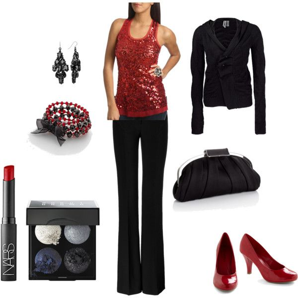 Attractive Christmas Outfits Ideas For Parties Part - 13: I Created This Holiday Outfit. :)