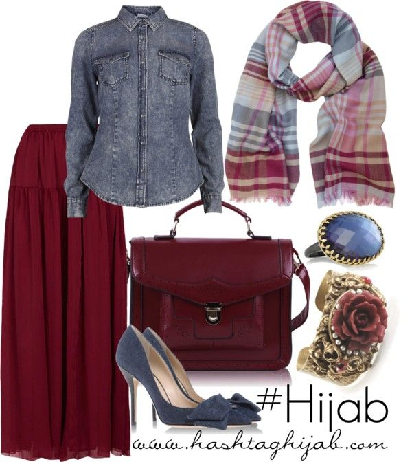 Hashtag Hijab Outfit #145