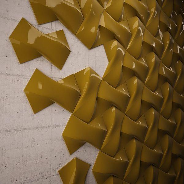 Pattern on Industrial Design Served
