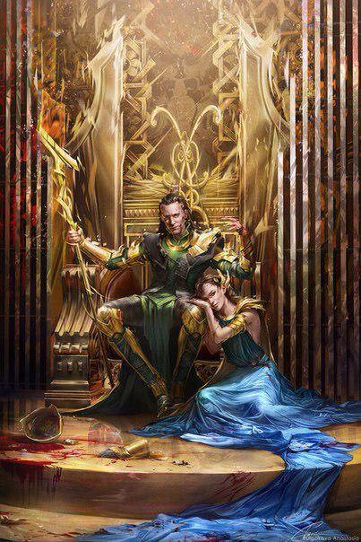 Loki's wife