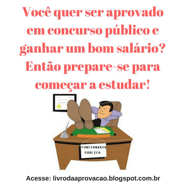 8 best concurso publico semana da aprovao images on pinterest find this pin and more on concurso pblico by flavianom03 fandeluxe Choice Image